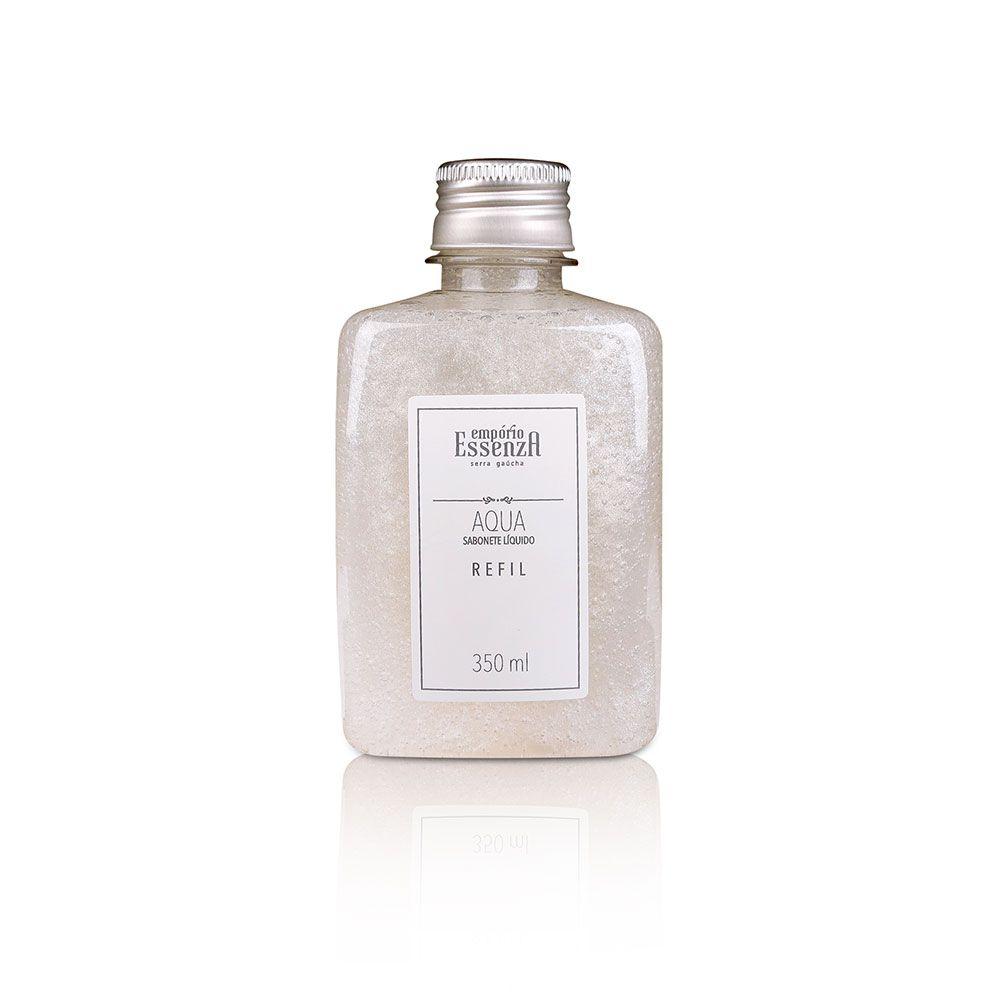 Refil Sabonete Líquido Aqua 350ml
