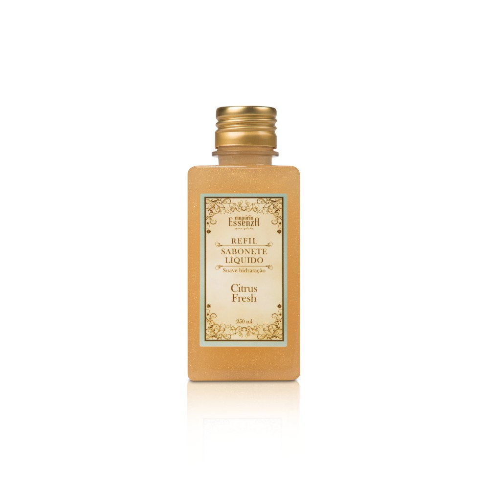 Refil Sabonete Líquido Citrus Fresh 250ml