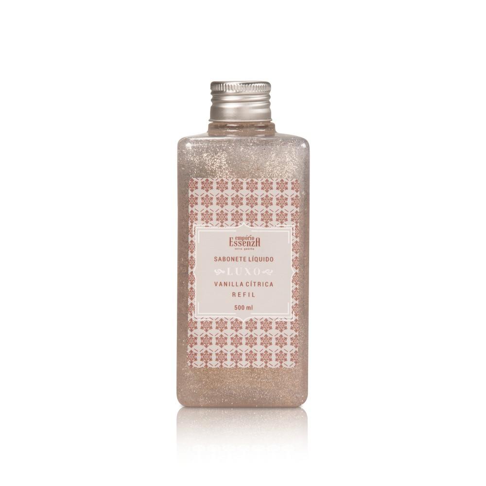 Refil Sabonete Líquido Vanilla Cítrica 500ml