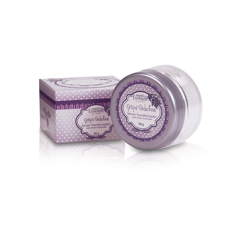 Serum Transformador para Áreas Ressecadas Grape Seduction 50g