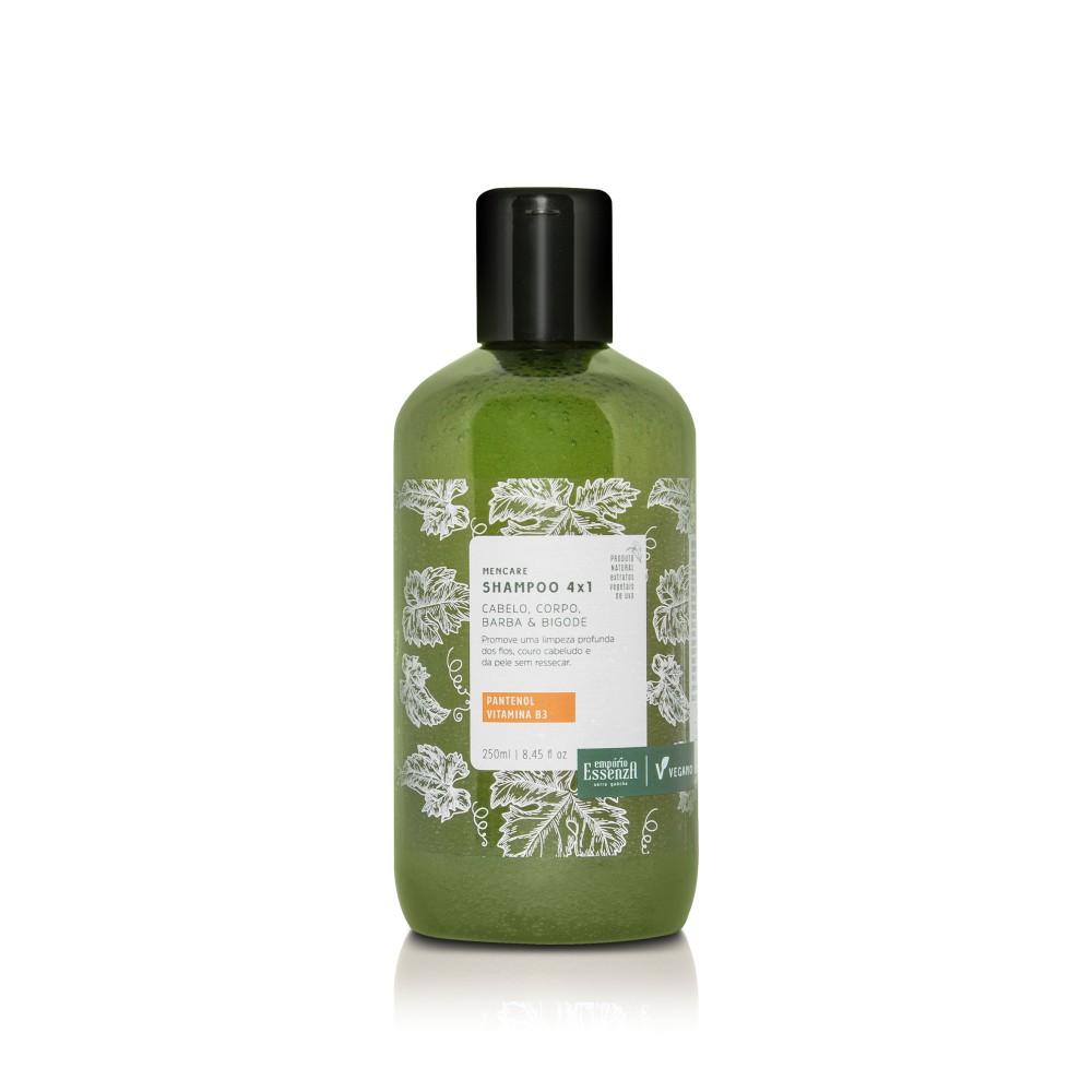 Shampoo 4x1 Mencare 250ml