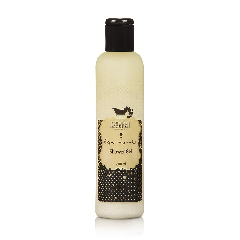 Shower Gel Espumante 200ml