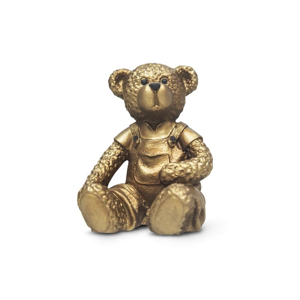 Urso em resina