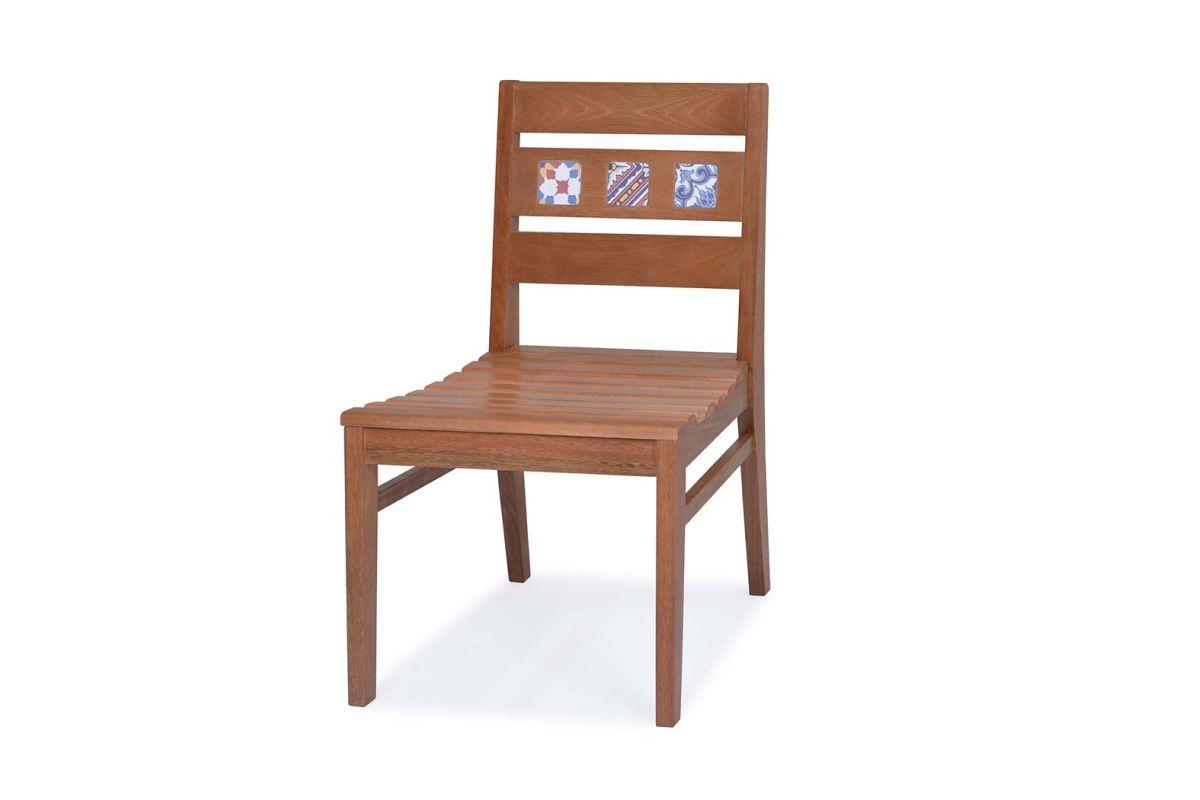 Cadeira Noronha sem Braço