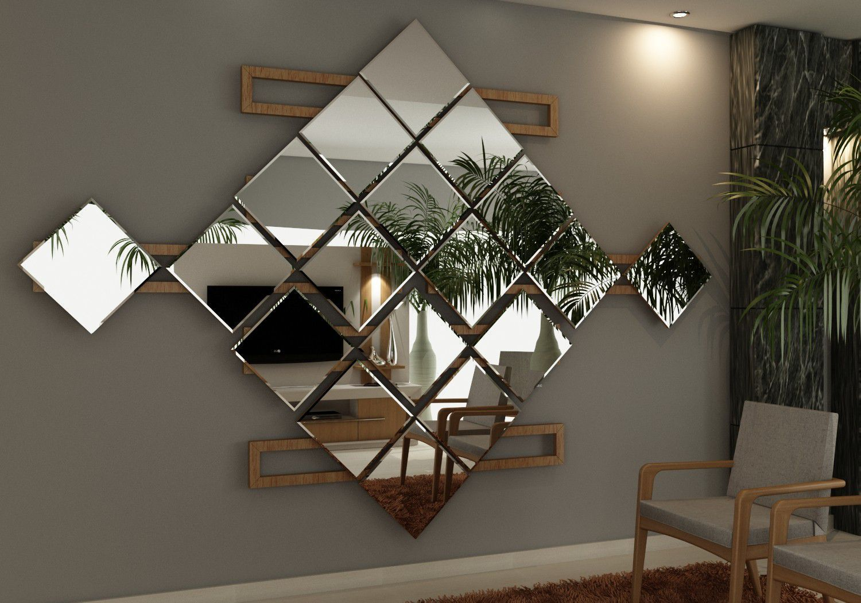 Quadro Espelho Lugo