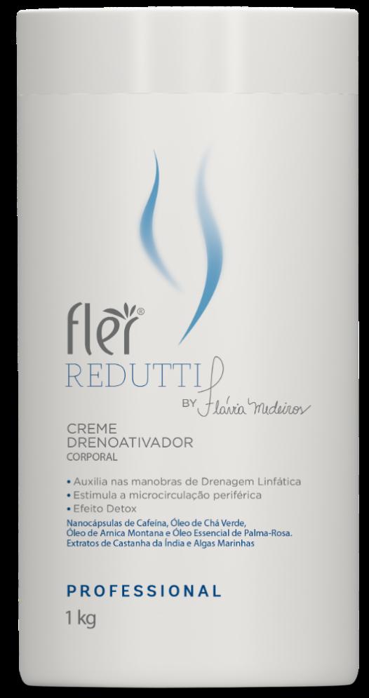 Drenoativador Redutti By Flávia Medeiros | 1kg