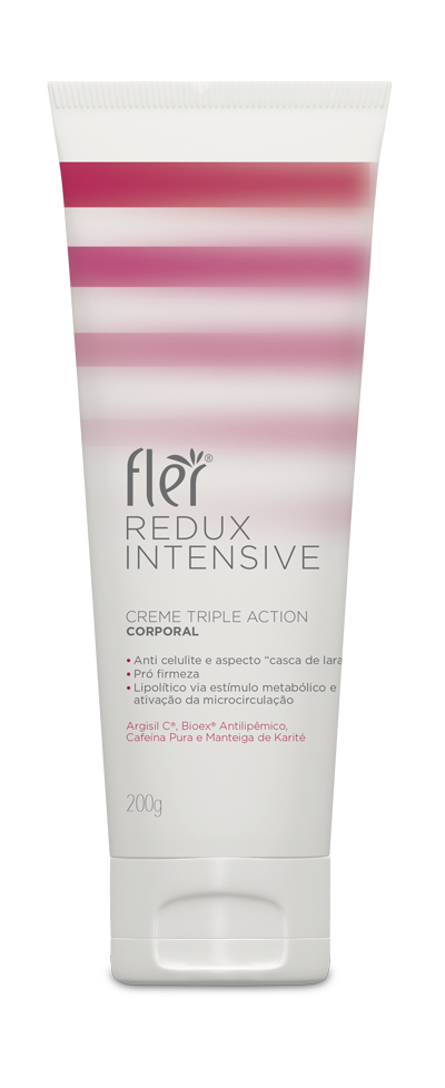 Creme Triple Action Home Care 200g - Redux Intensive