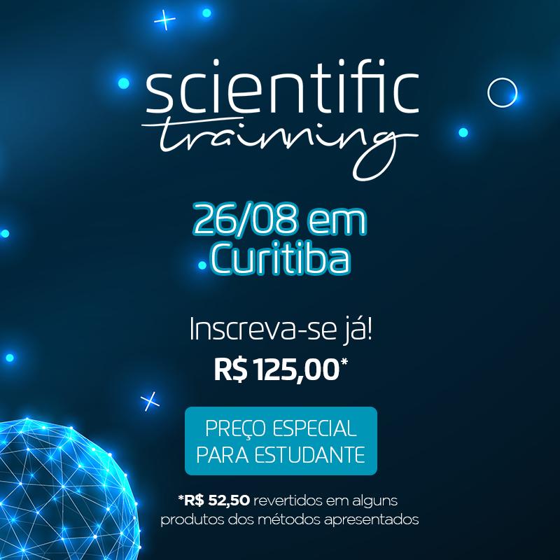 ESTUDANTE - Scientific Trainning Flér - Curitiba - 26/08/2018