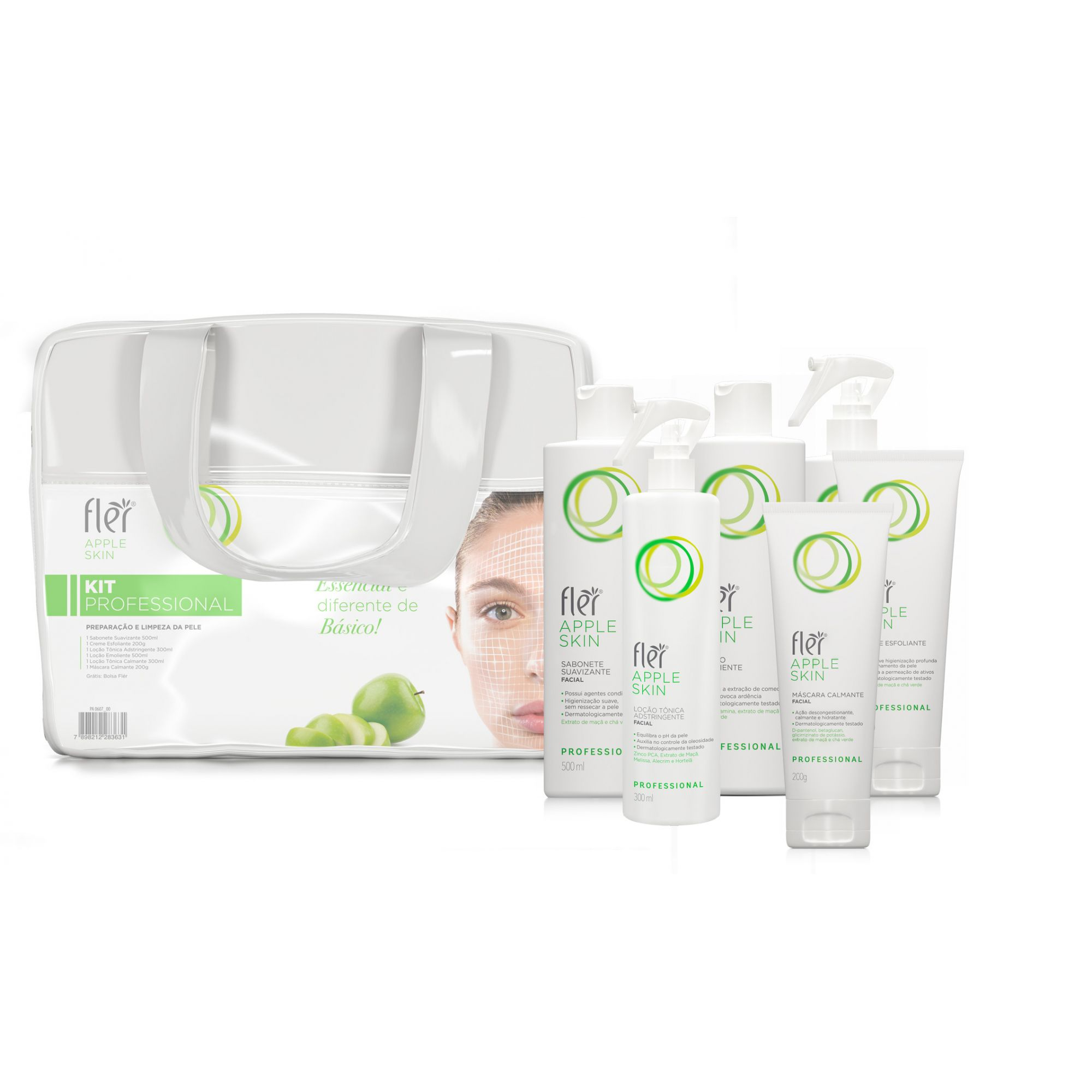 Kit Apple Skin Professional