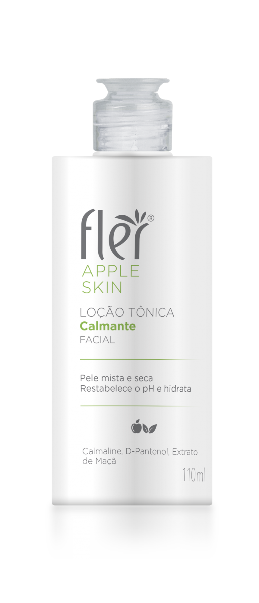 Loção Tônica Calmante Flér | 110ml