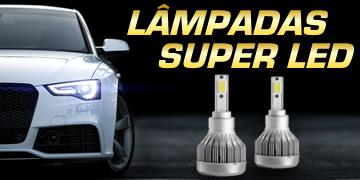 lâmpada super led