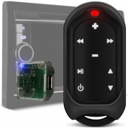 Controle de Longa Distância Taramps Connect Control 300 metros 16 Funções - Preto (CON02)