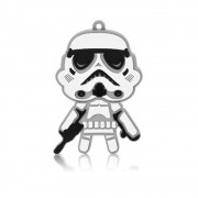Pen Drive Star Wars Stormtrooper Multilaser 8GB PD039