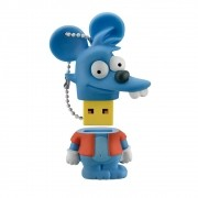 Pen Drive Simpsons Comichão Multilaser 8GB PD076