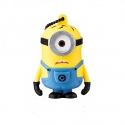 Pen Drive Minions Carl Multilaser 8GB PD094