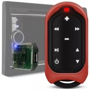 Controle de Longa Distância Taramps Connect Control 300 metros 16 Funções - Vermelho (CON04)