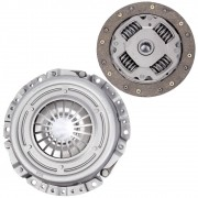 Kit Embreagem Fiesta e Ka 1.0/1.3/1.4 Endura e Zetec Rocam - 96 97 98 99 2000 2001 2002 2003 2004 2005 2006 Remanufaturada
