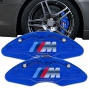 Capa de Pinça de Freio Azul Par BMW