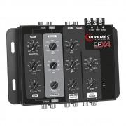 Crossover Taramps CRX4 - 4 Vias Eletrônico Automotivo