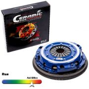 Embreagem Multidisco Light AP 1.6 1.8 2.0 Eixo do Câmbio GTI Gol Parati Saveiro G1 G2 G3 G4 Voyage Santana Passat Ceramic Power