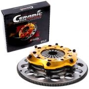 Embreagem Multidisco Xtreme GOLD Opala 4 e 6 cil 10 estrias até 1200cv Ceramic Power (M7048)