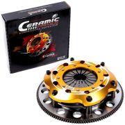 Embreagem Multidisco Xtreme Mista AP 1.6 1.8 2.0 Gol Parati Saveiro G1 G2 G3 G4 Voyage Santana Passat Ceramic Power