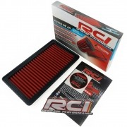 Filtro de Ar Esportivo New Civic 2.0 16v 2007 a 2011 In Box Race Chrome