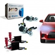 Kit Bi Xenon Lâmpada H4-3 8000K 35W 12V - Tech One