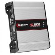 Módulo Amplificador Digital Taramps HD 3000 - 3000W RMS 1 Canal 2 Ohms
