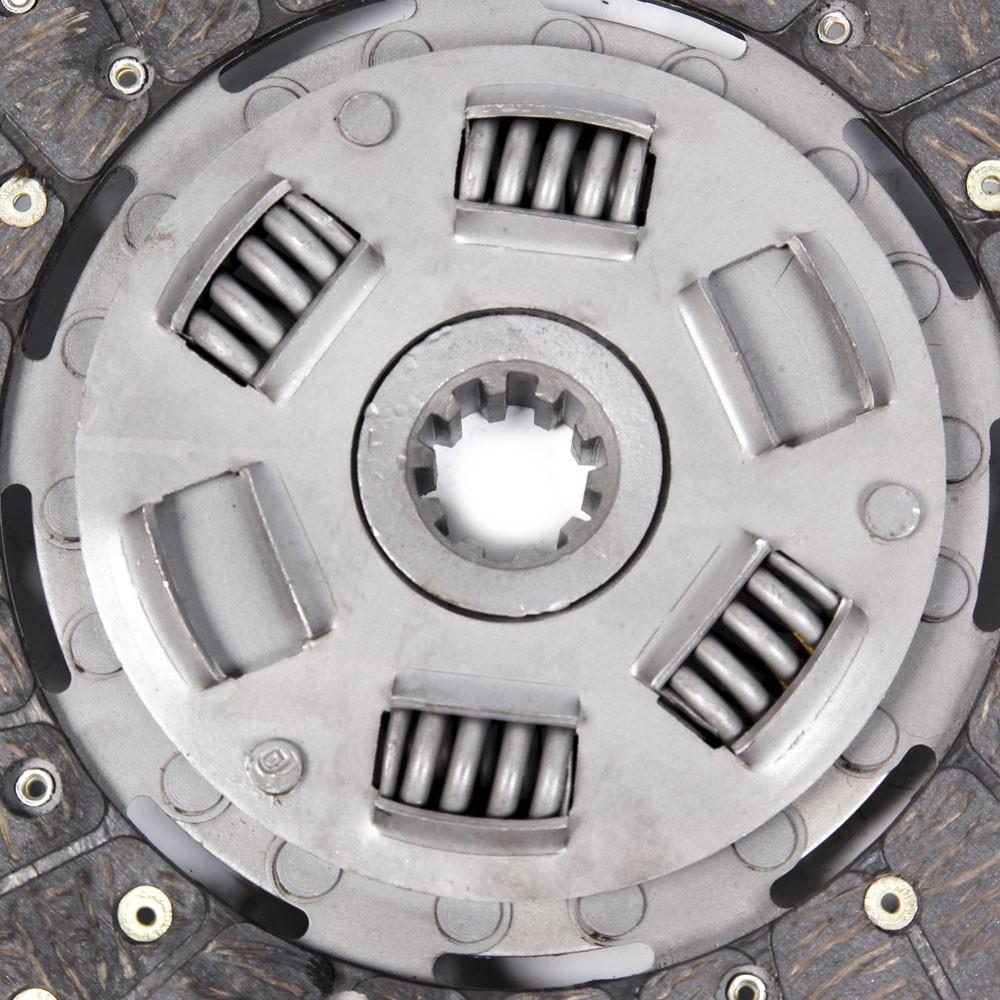 Kit Embreagem Opala 4 cilindros 2.5 até 1973 Remanufaturada - Estrias Grossas