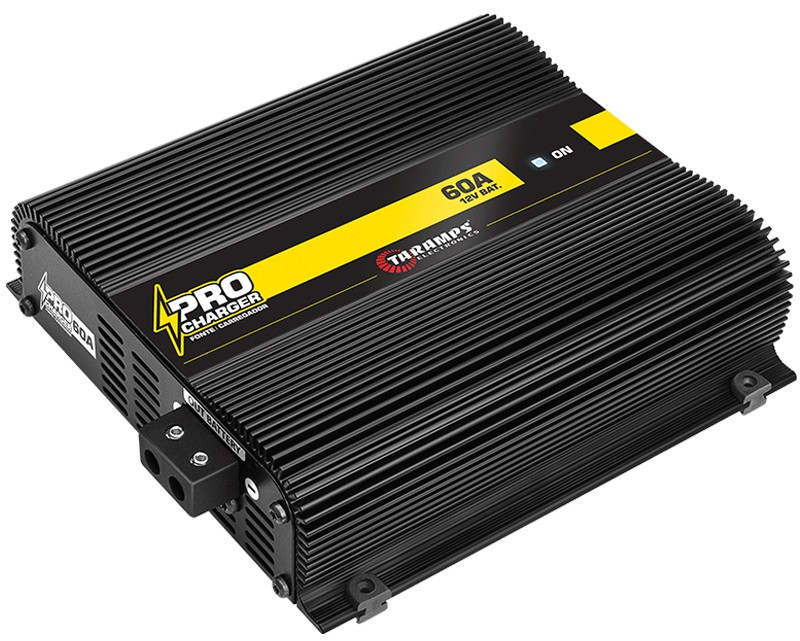 Fonte Carregador Procharger Taramps 60A 12V Bivolt (FT04)