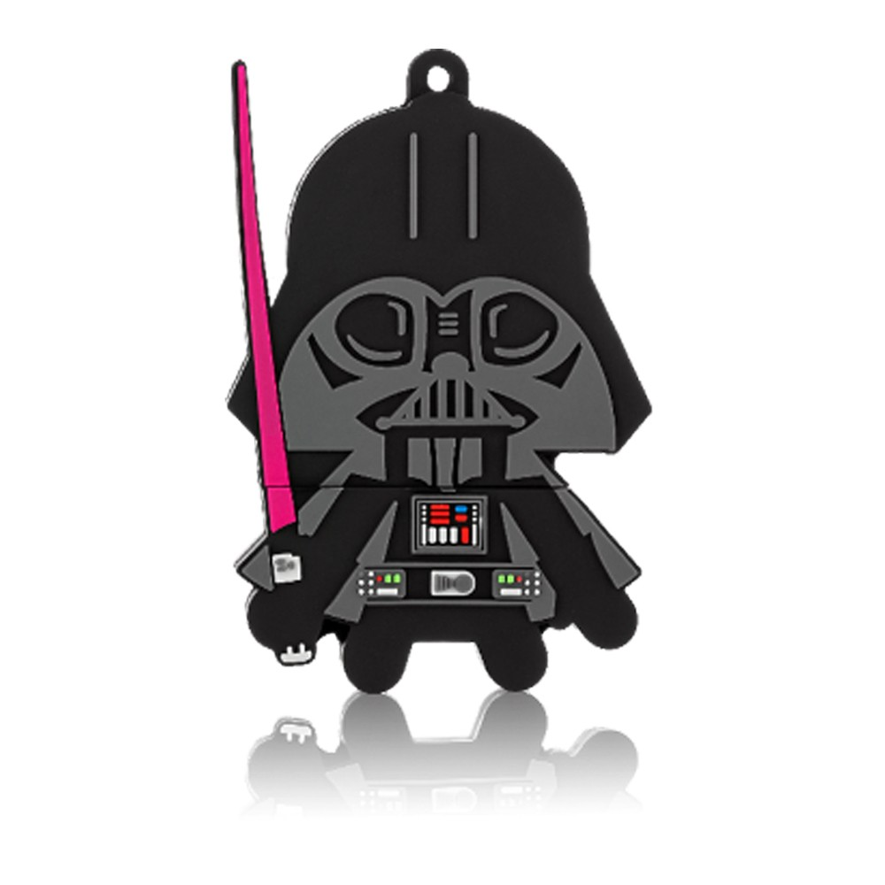 Pen Drive Star Wars Darth Vader Multilaser 8GB PD035
