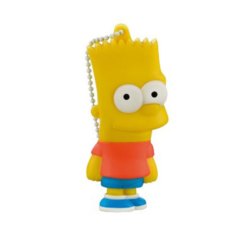 Pen Drive Simpsons Bart Multilaser 8GB PD071