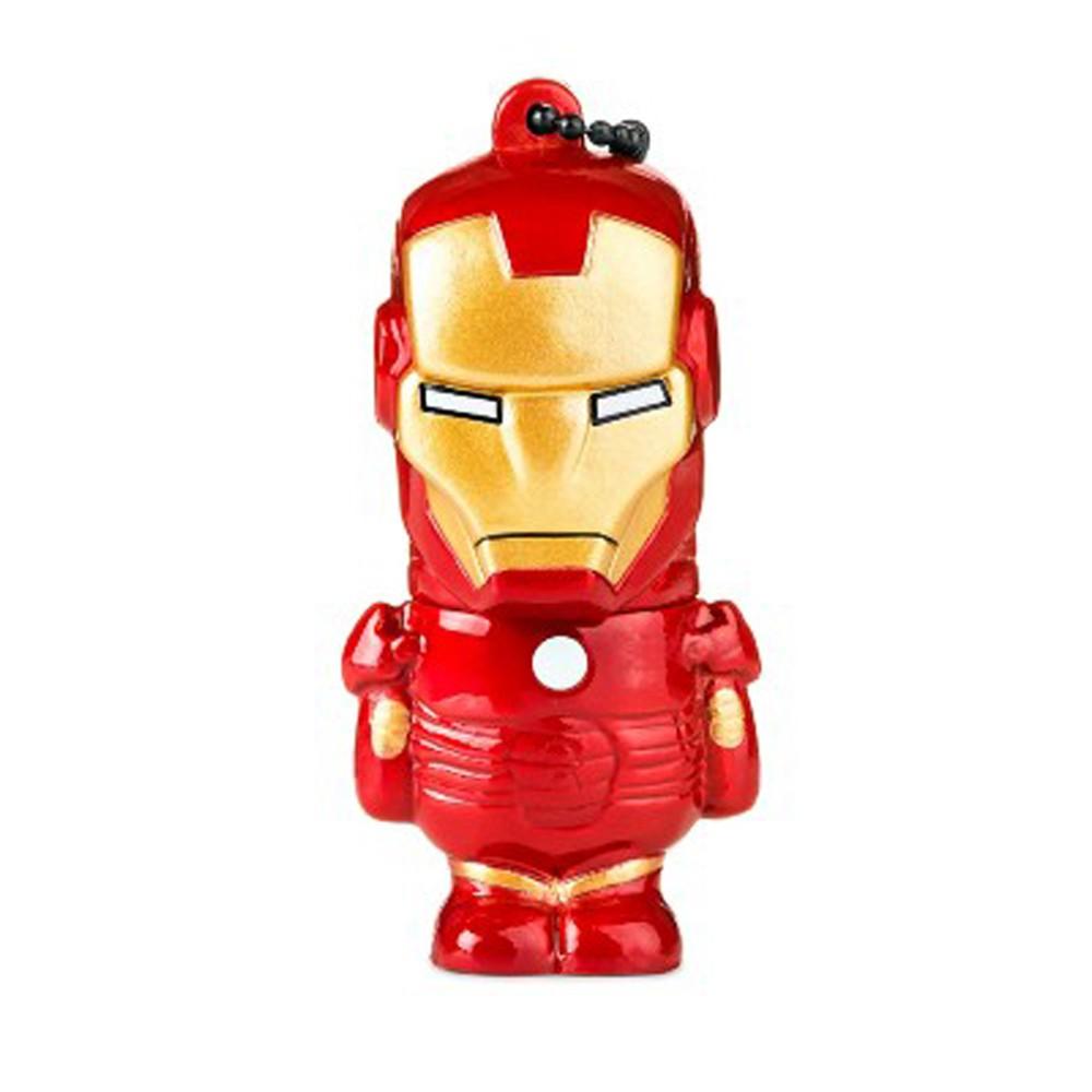Pen Drive Homem de Ferro Marvel Vingadores Multilaser 8GB PD081