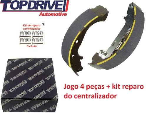 Sapata De Freio Novo Uno Attractive Vivace Way Punto 1.0 1.4