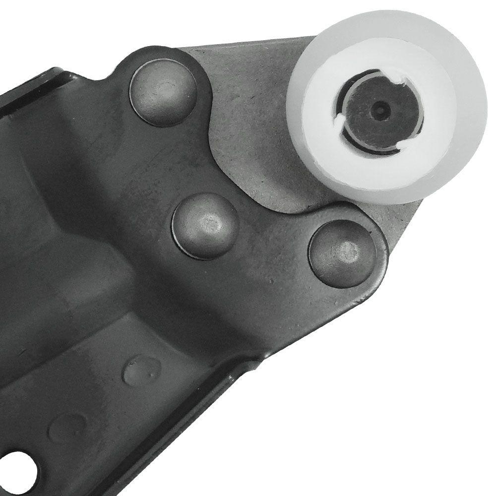 Bandeja Suspensão Idea Adventure após 2005 Palio Weeknd Strada ADV Locker INF Lado Esquerdo (BDJ0066-L)