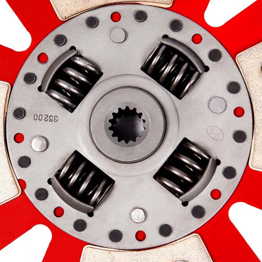Disco Cerâmica 4 pastilhas com molas Corsa 1.0 / 1.4, Celta 1.0 / 1.4, Classic 1.0, Prisma 1.0 / 1.4, Agile 1.4, Montana 1.4 Ceramic Power