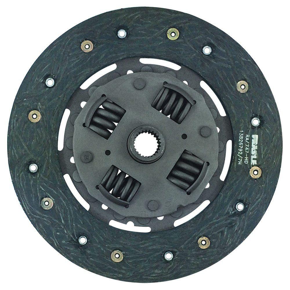 Disco Embreagem Lona HD Chevette 1.0 1.4 1.6 - 73 a 95, Chevy 500 1.4 1.6 84 a 95, Marajó 1.4 1.6 80 a 89 Ceramic Power