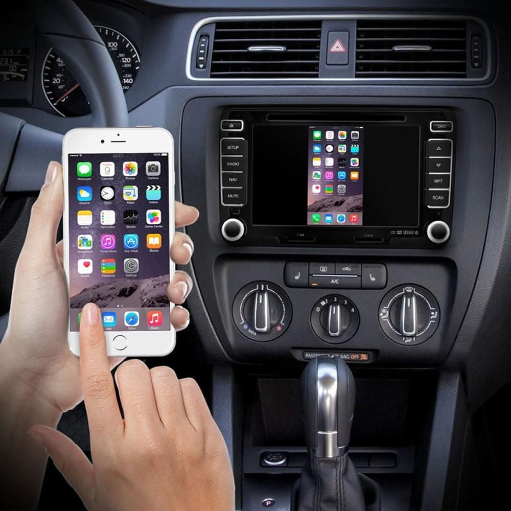 Espelhamento de Tela de Celular Mirror Box Wi-fi Multilaser Android e iOS - AU906 (MBA01)
