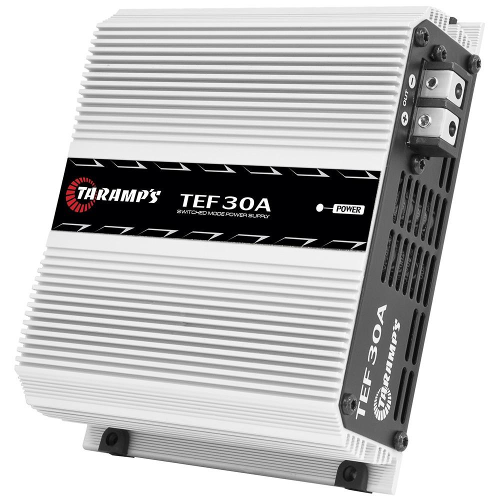 Fonte Carregador Bateria Taramps TEF-30A (FT02)