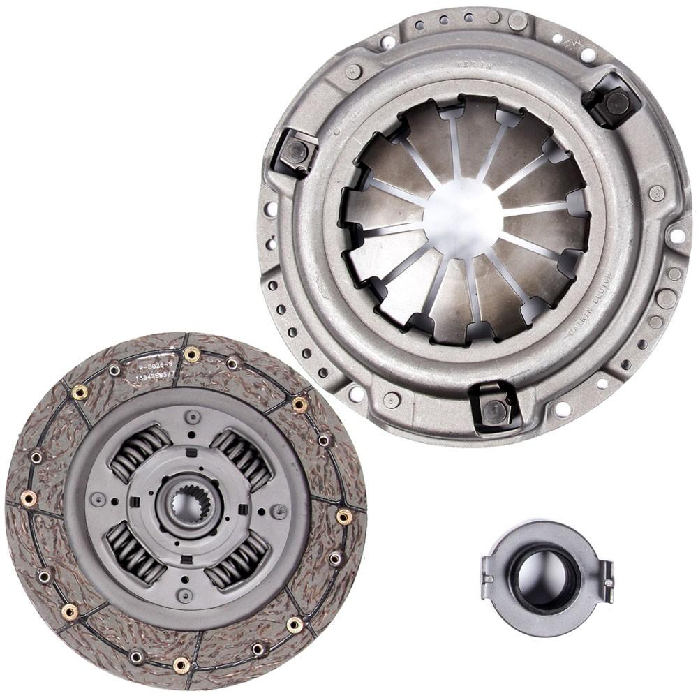Kit Embreagem Civic 1.6 16v - 92 93 94 95 96 97 98 99 2000 Remanufaturada