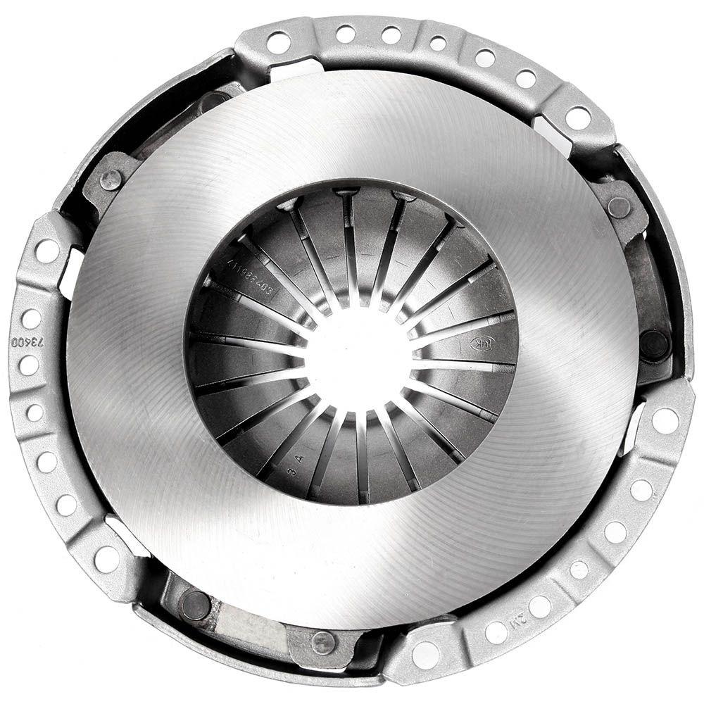 Embreagem de Cerâmica 980 lb Light 6 pastilhas com molas AP 1.6 1.8 2.0 Gol Parati Saveiro G1 G2 G3 G4 Santana Voyage Passat Ceramic Power