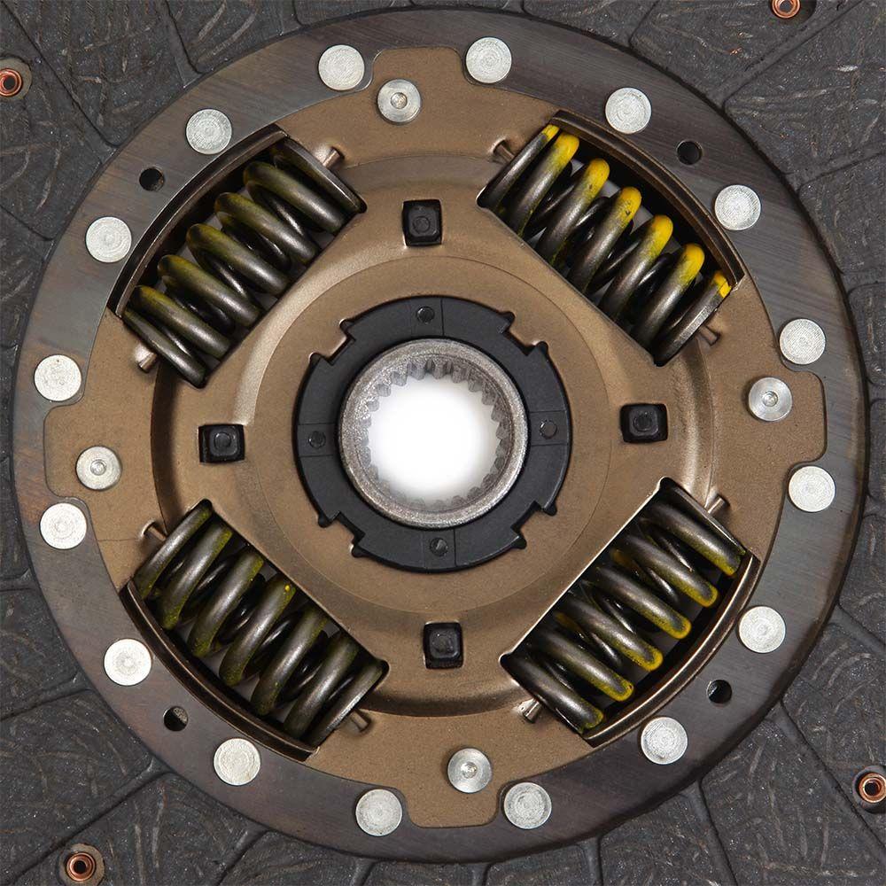 Kit Embreagem Hyundai H1 2.4 2009, HR 2.5 TCI 2005 a 2012, H100 2.6 2003 2004, Kia Bongo 2.5 Turbo Diesel 2008 a 2013