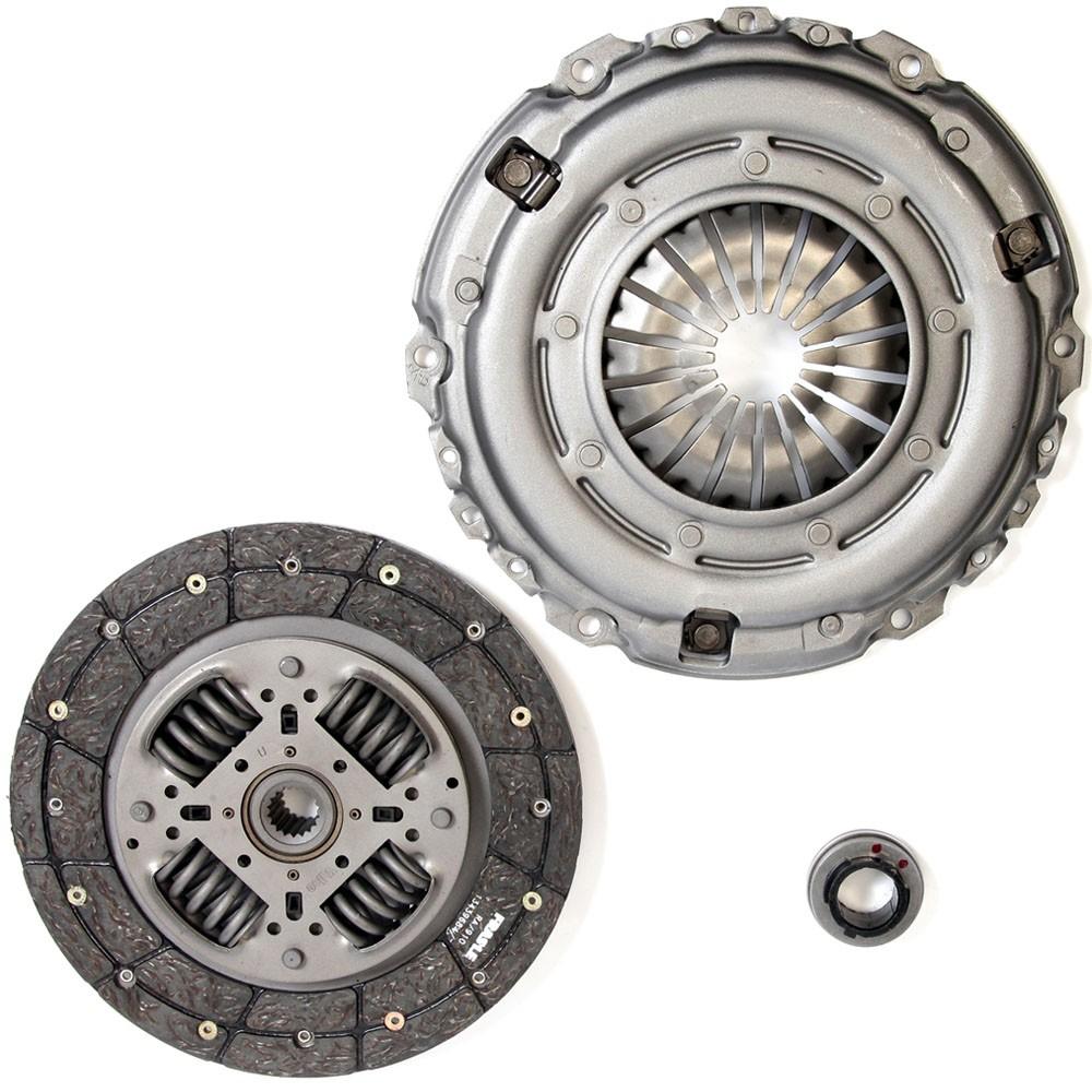 Kit Embreagem Remanufaturada Citroen C4 2.0 2005 a 2014, Xsara Picasso 2001 a 2011, C5 2001 a 2005, Peugeot 307 308 408 2.0 2003 a 2015