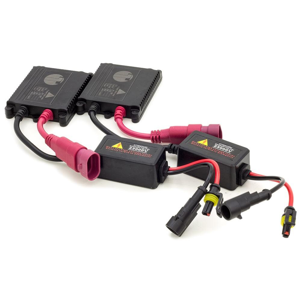 Kit Xenon Lâmpada H1 8000K 35W 12V - Tech One