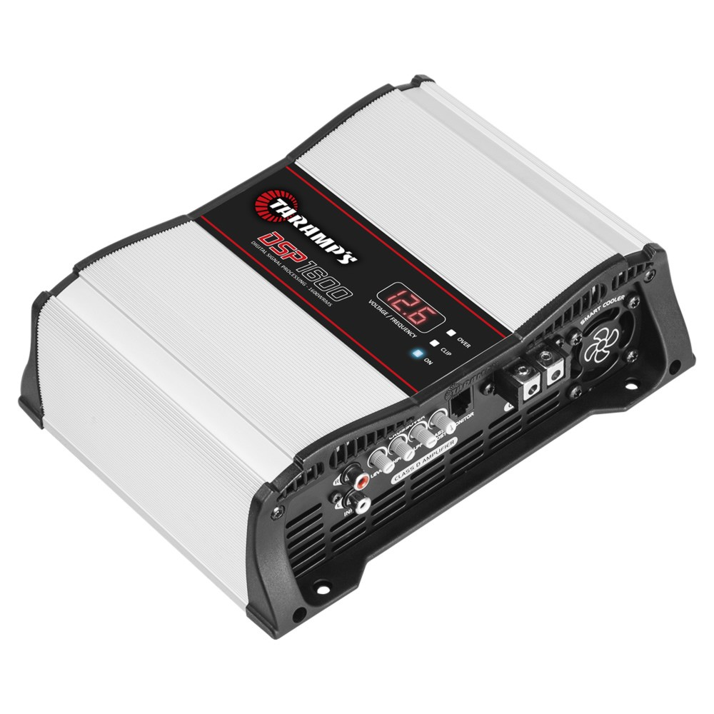 Módulo Amplificador Taramps DSP1600 - 1600W RMS 1 Canal 2 Ohms
