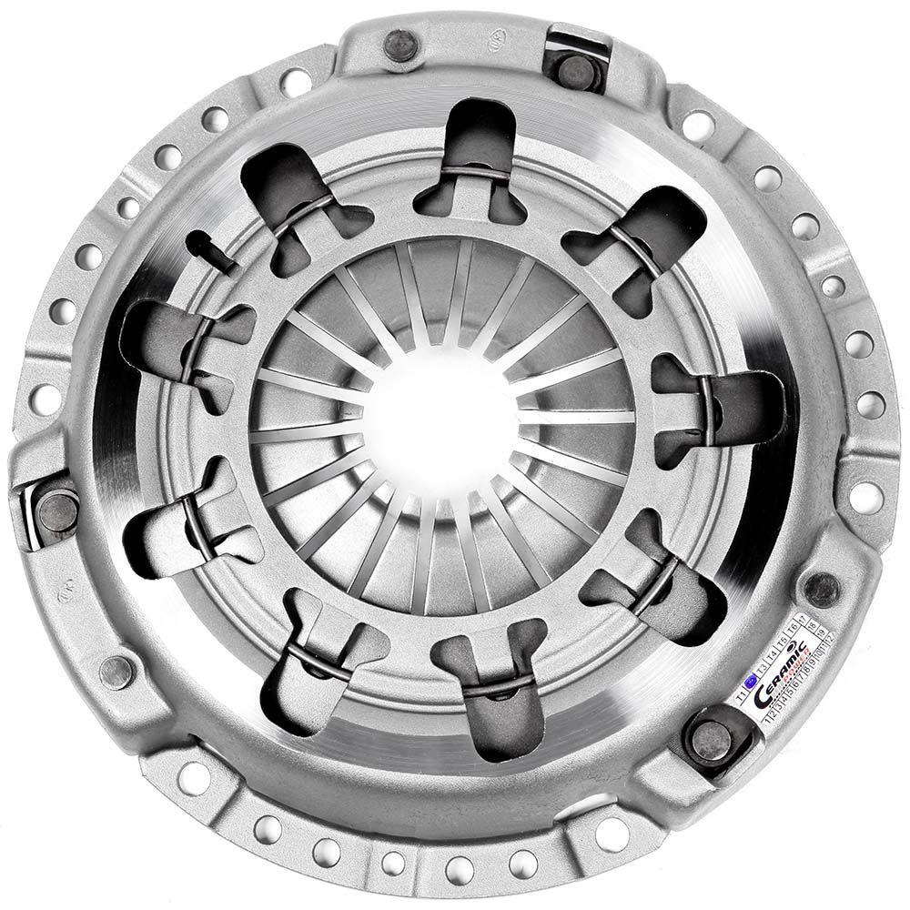 Platô Embreagem Cerâmica 980 lb Light AP 1.6 1.8 2.0 Gol Parati Saveiro G1 G2 G3 G4 Voyage Santana Passat Ceramic Power