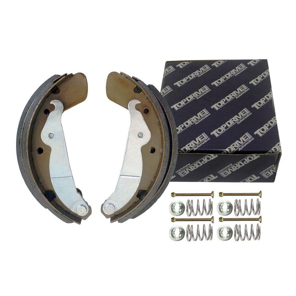 Sapata De Freio S10 4 Cilindros após 1995 279,4x52mm (SF30013)