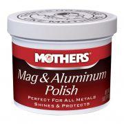 Polidor de Metais e Alumínios Mag & Aluminum Polish (3 unidades) 141g Mothers