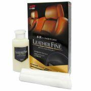Limpador e hidratante de couro Premium Leather Fine Soft99